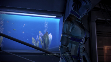 Liara Remembers her Relationships
