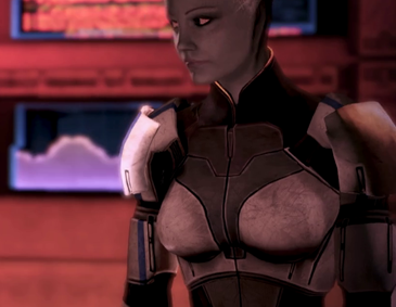 Liara Alternate as Default