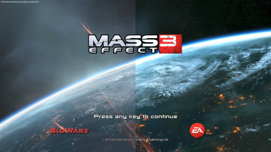 ENB and SweetFX for Mass Effect 3