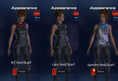 FSCI Tank and Scarf variations