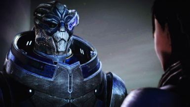 Garrus facial traits overhaul