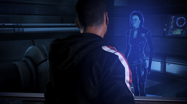 Miranda's Loyalty Outfit from ME2
