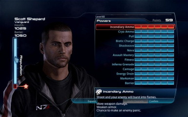 Mass Effect 3 Mod -ALL Weapons-ALL Armor-Harder Enemies