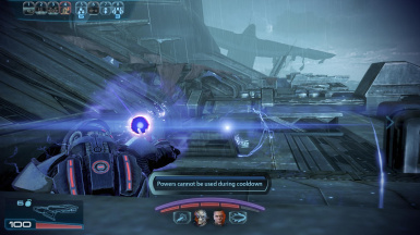 Individual Cooldowns Mod (ME1 Style) at Mass Effect 3 Nexus