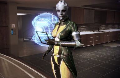 Liara CE Armour Recolour   CitApt  1