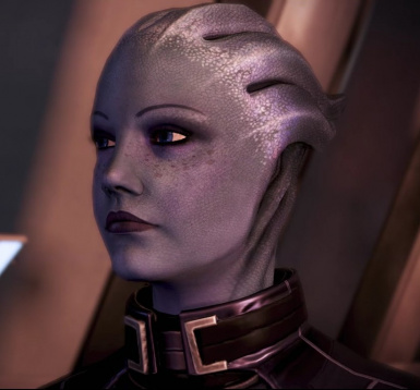 Liara on Thessia