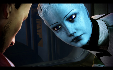 Liara LotSB Face (From ME2)
