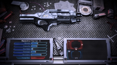 Spectre Weapons 5