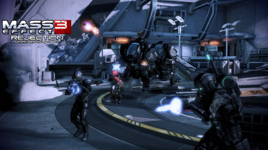 Mass Effect 3 Rejection