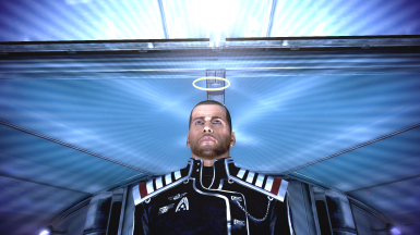 Savior of the galaxy   saint Shepard