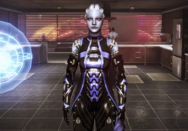 Liara Alt Armour Casual wear  1