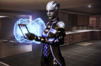 Liara Alt Armour Casual wear  2