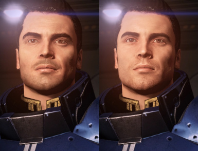 Kaidan Complexion Tweak