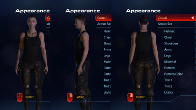 Tanktop showcase
