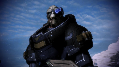 HR Garrus Alternate Armor