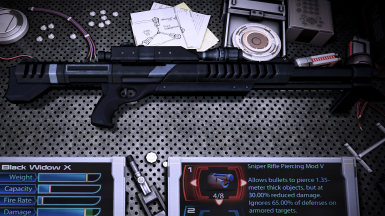 HR Weapons Pack 1