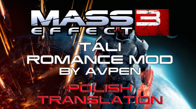 Tali Romance Mod - Polish translation