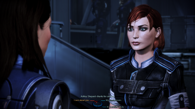 FemShep/Ashley romance lock-in