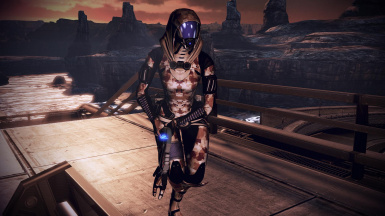 Tali Desert Camouflage Armors