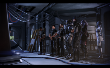 MEHEM  The Mass Effect 3 Happy Ending Mod