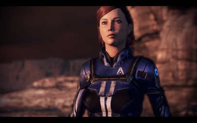 Brooks Armor for FemShep DLC