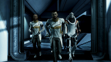 Citadel Doctor  Outfits
