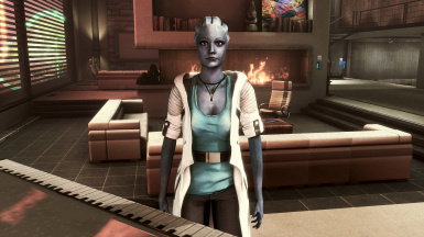 Liara Casual Outfit Extra
