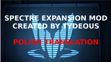 Spectre Expansion Mod - Polish translation
