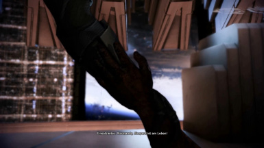 MEHEM The Mass Effect 3 Happy Ending Mod - German Translation