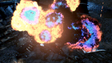 New Thannix Explosions