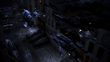 Alliance Fighters in action