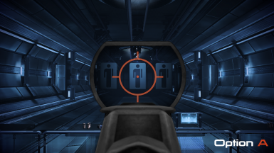 Reflex Sights and Scope Mod Reticles