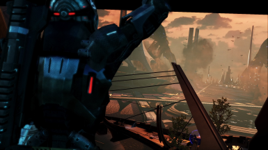 New vista, visible from the intro