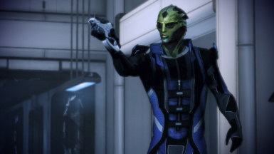 Thane Defaut Outfit Replacer
