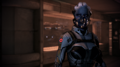 Liara From Ashes Armor Retexture