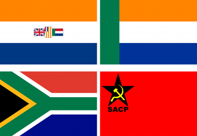 South African Flag Improvements