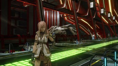 The FF XIII HD Project