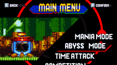 Sonic EXE Mania Abyss at Sonic Mania Nexus - Mods and Community