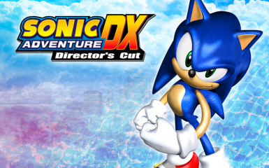 Sonic Adventure DX 100 Percent Savegame