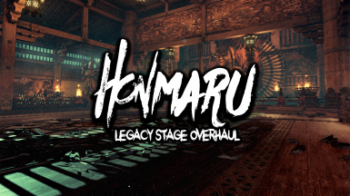 Honmaru - Mishima Dojo Replacement