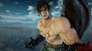 Devil Jin Tekken 5 Skin At Tekken 7 Nexus Mods And Community