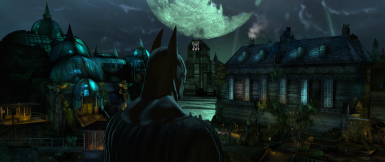 Batman Arkham Asylum Improved Quality V1.3 - HBAOPLUS - SGSSAA - DSR