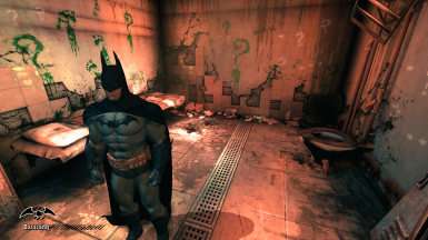 Arkham Graphics Pack