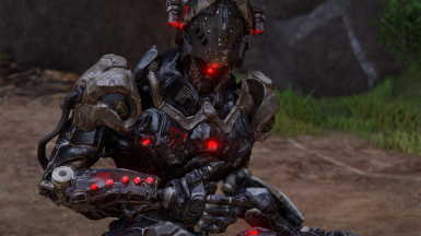Play as a Combat Robot