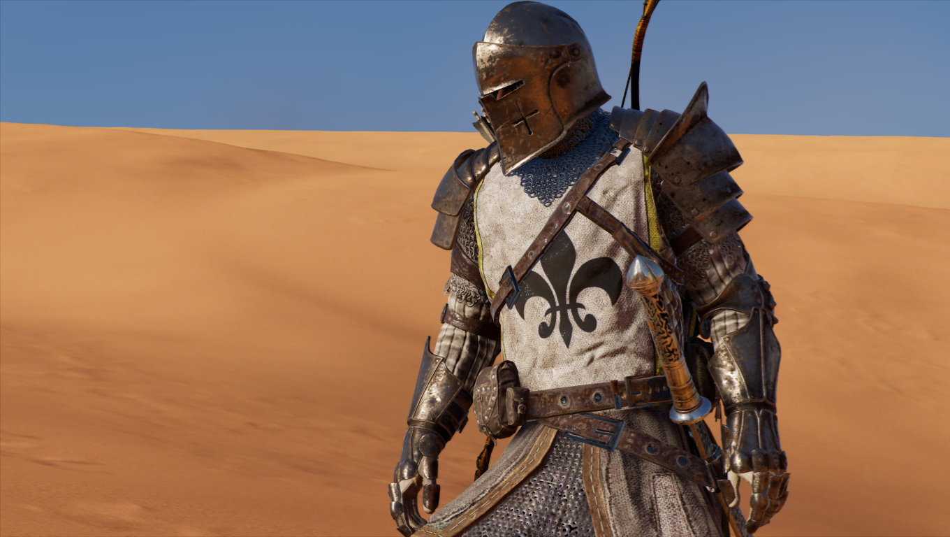 Warden's Oath Outfit Replacer at Assassin's Creed Origins ...