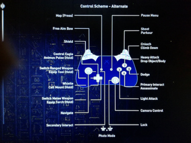 The Animus Bug Controller