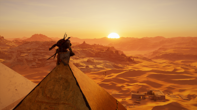 Clear Egypt - Reshade Preset