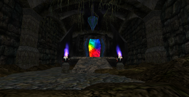 Rainbow Teleporters - Extension