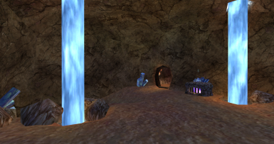 Undecorated Lair Chambers