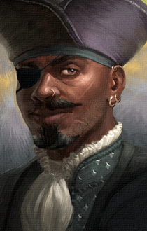 Lore-Friendly Pirate Portrait and Tips